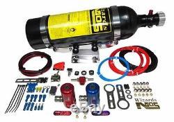 Wizards of NOS StreetBlaster 150i Car Nitrous Oxide System WoN SB150 NoS kit