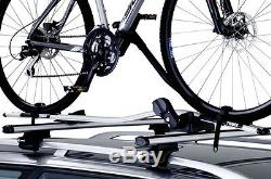 X2 Thule 591 Cycle Carrier / Bike Carrier Roof Mounted ProRide 2017