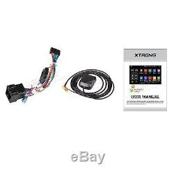 XTRONS 6.2 Android 5.1 Double DIN Sat Nav Car GPS DVD Stereo DAB+ Radio WiFi 3G