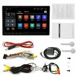 10.1 Autoradio Mit Android Tactile Bildschirm Bt 1 Din Usb Sd Navigation Gps Navi