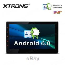 10.1 Double Autoradio Din Android 6.0 Autoradio Gps Sat Nav Dab + Radio Wifi Bt