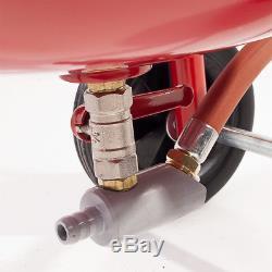 10 Gallons 37 Litres D'atelier De Garage Portatif, Grenailleuse En Sable