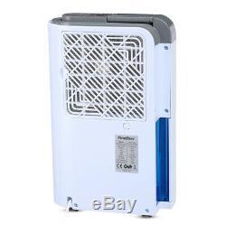 12l / D LCD Portable Dehumidifier Purificateur D'air Sèche Damp Mold Absorbant D'humidité