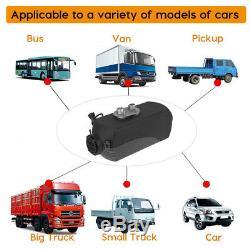12v 5000w Moniteur LCD Air Diesel Chauffe-carburant Pour Les Camions 5kw Plane Bateaux Bus Voiture