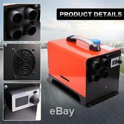 12v 8000w LCD Air Diesel Chauffe-carburant 8kw Planar Pour Bateaux Camions Voitures Campervans