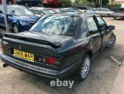 1989 Ford Sierra Sapphire Rs Cosworth Rwd Yb Engine Breaking Pedal À Vendre