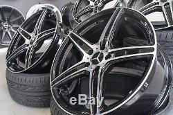 19 Zoll Ax7 Alu Felgen Pour Mercedes A C E Klasse A45 Amg W204 W212 W176 W205