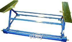 1,5t 3 En 1 Car Tilting Lift Ajustable Car Ramp Lift Mobile Cjautos Cl01