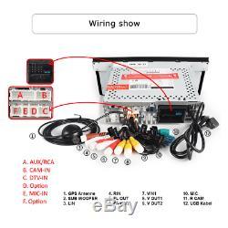 2018 Autoradio Pour Bmw E39 5er E53 X5 Mit DVD Gps Navigation Navi Aux Rds Tv Usb