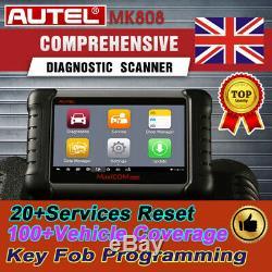 2020new! Autel Professional Scanner Obd2 Voiture Outil De Diagnostic Maxicom Mk808 Mx808