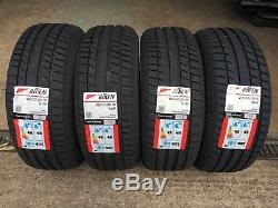205 55 16 Riken Michelin Fabriqué Pneus 205/55 Zr16 91w Rendement Routier X1 X2 X4