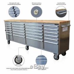 299 Nous Pro Tools Coffre À Outils Cabinet Boîte Banc En Acier Inoxydable 96 Option Finance