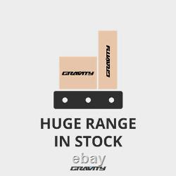 2.5 63mm Universal Alloy Diy Turbo Front Mount Intercooler Fmic Hard Pipe Kit