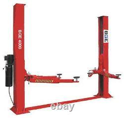 2 Post Lift Car / Véhicule Ramp / Palan 4 Tonne Nouveau £ 1099 Garantie 18 Mois