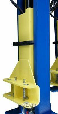 2 Poste Lift Single Point De Sécurité De Déverrouillage Voiture Véhicule Rampe / Levage 4ton Tonne