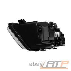 2x Scheinwerfer Hauptscheinwerfer H7 / H1 Liens + Rechts Für Audi A3 8l Bj 00-03