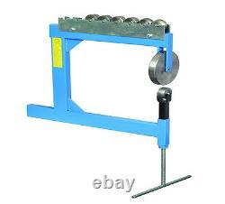 31 Metz Work Bench Top Roue Anglaise / Wheeling Metal Working Machine