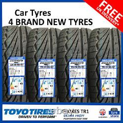 4x Nouveau 225 40 18 Toyo Proxes Tr1 (nouveau T1r) 92y XL 225/40r18 2254018 (4 Tyres)