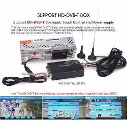 7 Autoradio Bmw 5er E39 X5 E53 M5 Gps Sat Navi Ipod Peut Bus Dvr / Dtv-in Dab + DVD
