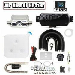 8000w Air Diesel 8ww Chauffage Électrique Planaire Pour Camions, Camping-cars, Bateau Bus Van Nu