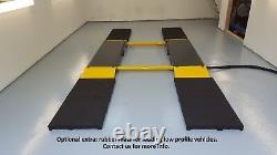 Ab-mr3000 3 Tonnes Véhicule Ciseaux Ascenseur 3 Ans Garantie £1250 + Tva