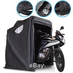Abri De Couverture Pliant De Garage De Cyclomoteur De Cycle De Vélo De Scooter De Moto De Scooter