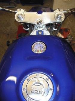 Acewell Digital Speedo Pour Motos Personnalisées Choppers Cafe Racer Adr Approuvé