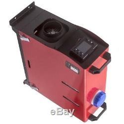 Air 5000w Diesel Chauffe-lcd À Distance 2kw-5kw 12v Pour Camion Transport Campingcars Voiture Bateau Suv