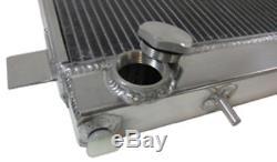 Aluminium Wasserkühler Rennsport Universal
