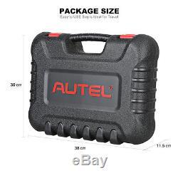 Autel Maxicom Mk808 Scanner À Écran Tactile Android Mx808 Tablet Sas Bms