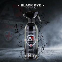 Autobrite Direct Automobile Noir Dye Spray Tapis Et Garnitures Etc 500ml