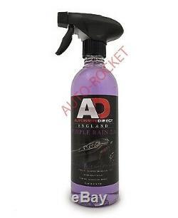 Autobrite Direct Purple Rain De Fallout Remover & Brush Microfibre Roue 500ml