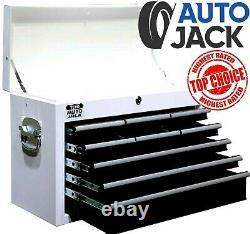 Autojack Outil Chest 9 Tiroirs Roll Cab Top Box Cabinet Unité De Stockage Lourd