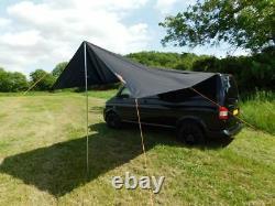 Auvent Debus Vw Campervan Sun Canopy Pour T4 T5 T6 Minuit Noir