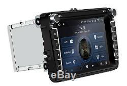 Av8v6 Android 10 Naviceiver Moniceiver Gps Autoradio Vw Seat Skoda Ips Dab + Dsp