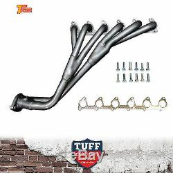 Ba Bf 6 Cyl 4,0 Ford Falcon Fairmont Xr6 Tiger Têtes Extracteurs Tri Y Style