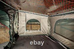 Badlands 110 Pop-up 2 Personnes Camping Toit Tente S'adapte Porte Toit Ou Bar Boîte De Tente