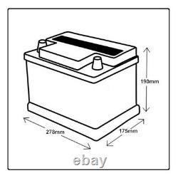 Batterie De Voiture E39 Agm 12v Varta Silver Dynamic 4 Ans Type De Garantie 096