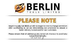 Bergen 9pc T Handle Hex Ball Ended Set Allen Key 2mm 10mm Ball End Hex Keys