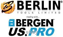 Bergen Breaker Bar 1/2 Entraînement 600mm 24 Long Bras Fort Barre D'alimentation Roue Clé