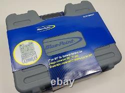 Blue Point 77pc 3/8 Socket Set Tel Que Vendu Par Snap On
