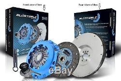 Blusteele D'embrayage Heavy Duty Kit Commodore Vt VX Vy Vz Ls1 V8 Flywheel & Slave
