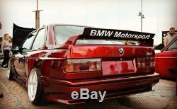 Bmw Aufkleber E36 Gt Spoiler Class 2 Autocollant Bmw Motorsport Heckspoiler Heckflüg