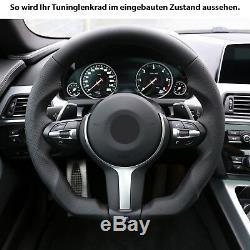 Bmw Lenkrad F20 F21 F22 F30 F34 Gt F32 F33 F36 Neu Beziehen Abgeflacht 44781