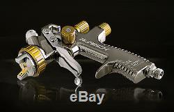 Burisch Lvlp Primer Pistolet Pistolet Gtr500 1.8mm Alimentation Par Gravité De La Fed