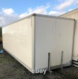 Camions D'occasion À Vendre Rideaux, Box Van, Conteneurs De Stockage