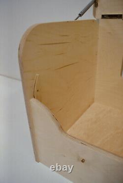 Camper Van Buddy Boîte De Rangement De Toilette Thetford 165 365 Porta Potti Motorhome