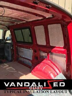 Camper Van Insulation Foam Toit De Plancher Insonorité Vw T 1 2 5 6 Deadening 7mm Voiture
