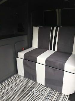 Camping-car 3/4 Lit Gigogne Vw T4, T5, Transit T6, Vivaro, Trafic Mercedes