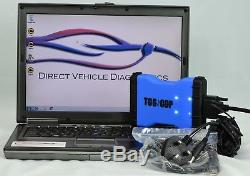 Car Diagnostic Laptop Tablet Computer Tool Jusqu'en 2018. Nouveau Style VCI